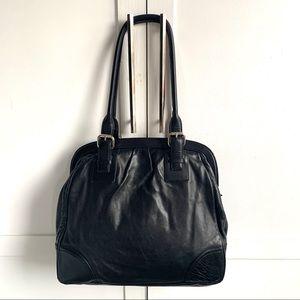 Club Monaco Genuine Leather Bag